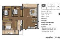 Cần bán căn A8 - 3 ngủ - 107m2 - tầng 9 chung cư Hong Kong tower-0989704285