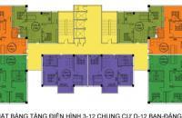 Chung cư D12 Sài Đồng, Long Biên, Hà Nội ra mắt 20 căn ký trực tiếp chủ đầu tư tháng 1/2016