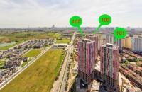 Chính chủ bán căn 08 dt 88m2 giá chỉ 1,6 tỷ/căn tại chung cư Usilk City, Văn Khê, lh 0985.360.690