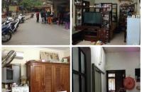 Bán căn hộ tầng 1 DT 70m2 khu tập thể QĐ Hoàng Quốc Việt, Nghĩa Tân, Cầu Giấy