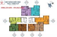 Bán chung cư khu vực quận Thanh Xuân, khu Trung Hòa Nhân Chính giá chỉ từ 26tr/m2