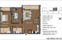 Bán gấp suất ngoại giao căn 2 phòng ngủ 94m2 tầng 9 CC Hong Kong Tower - 0989704285