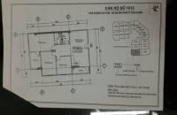 Cần bán gấp căn 1013 nhà chung cư CT2B khu nhà ở Thạch Bàn-0989704285