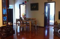 Gia đình cần bán lại căn góc 124m2 tòa CT2 chung cư Sky Light 125D Minh Khai