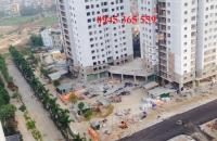 Cần bán gấp 2 căn hộ 78.99m2 và 67.88m2 N04A công vụ Ngoại Giao Đoàn giá rẻ, ban công Nam