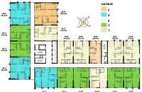 Bảng hàng đợt cuối chung cư Eco Green City – LS 0% - 1.9 tỷ (VAT + NT)