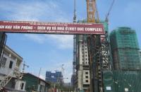 ĐK nhận thư mời mở bán đợt 1 Việt Đức Complex, quà tặng 40tr