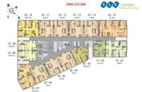 Chính chủ bán CC FLC Complex - 36 Phạm Hùng, căn 1814, DT 70m2, giá bán 25tr/m2.Không tiếp TG