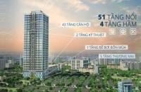 Bán căn hộ chung cư Hà Nội Landmark 51, quận Hà Đông, diện tích 114m2, chỉ từ 25 tr/m2
