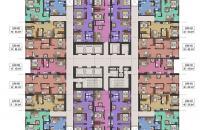 Chính chủ bán căn hộ Kim Văn Kim Lũ 1,4 tỷ căn 73 m2 full nội thất