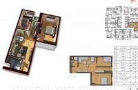 Bán gấp căn 2 phòng ngủ, 62.5m2 ở chung cư CT Number One Vân Canh, giá 900tr