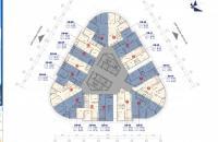 Chính chủ cần bán lại căn hộ 43m2 tòa VC2 Golden Heart (Tòa B Kim Văn Kim Lũ), giá gốc CĐT