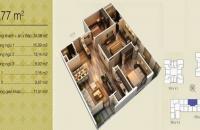 Bán căn 3PN, 89,77m2 chung cư Home City, giá rẻ nhất thị trường, liên hệ chính chủ: 096.285.9938