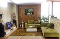 Bán căn hộ 88 Láng Hạ 112m2, nhà đã cải tạo nội thất đẹp  tầng 16, giá 43 triệu/m2