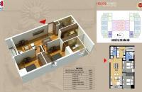 Chính chủ bán gấp căn 1901 dt 80,8 m2 Helios 75 Tam Trinh, giá gốc HĐ 24tr/m2. LH 0934542259