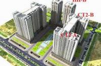 Bán gấp căn hộ số 02 tầng 20 tòa HHB Tân Tây Đô, giá: 1 tỷ LH: 0961.648.203