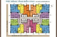 Chính chủ bán chung cư Hà Nội Landmark 51, căn 1806, DT 112m2, giá bán 21tr/m2. LH 0944952552