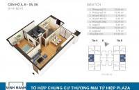 Mở bán trực tiếp giá gốc chung cư Tứ Hiệp Plaza Thanh Trì - 0989704285
