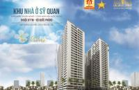 Chung cư mặt đường Nguyễn Văn Huyên kéo dài giá 26tr/m2
