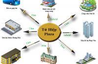 Phân phối chính thức căn hộ Tứ Hiệp Plaza - Thanh Trì - HN. Liên hệ: 0974350523