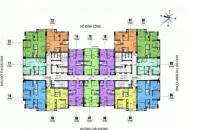 Bán CT36 Định Công, 2PN, DT 59.8m2, tầng 11 giá cắt lỗ, chính chủ 0981017215