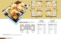 Chính chủ cần bán căn 1808B chung cư Đồng Phát Park View Tower Hoàng Mai, Hà Nội giá tốt