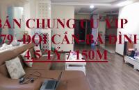 Bán chung cư 379 Đội Cấn, Liễu Giai, Ba Đình, HN