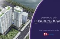 Chỉ từ 1.6 tỷ bạn đã sở hữu ngay căn hộ cao cấp Hong Kong Tower, vị trí đẹp