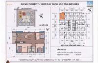Cần bán căn hộ 2332 HH1C khu đô thị Linh Đàm giá tốt