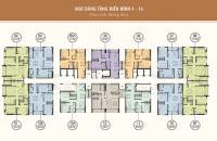 Suất ngoại giao tầng đẹp căn 76,5m2, 85m2, căn góc CC One 18, giá rẻ nhất TT. LH: 0948453993