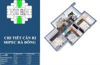 Nhận đặt chỗ căn hộ chung cư Mipec Kiến Hưng, Hà Đông