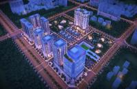 Bán gấp suất ngoại giao căn góc số 7 số 8 chung cư 24T3 Hapulico- Thanh Xuân Complex