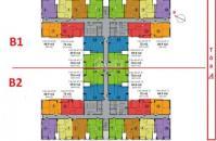 Bán gấp căn 71m2 /2PN Hòa Bình Green City, căn 12 tòa B1, nội thất đầy đủ