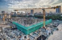 Bán căn 2PN VH Metropolis, 82.59 m2, giá 4.3 tỷ. LH: 0989565831