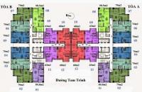 Liên hệ 0978- 967- 149 chính chủ cần bán căn 03 DT 70m2 chung cư Helios 75 Tam Trinh, 2PN + 2WC