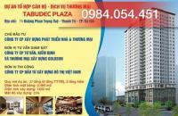 Chỉ 1.3 tỷ/căn 2PN ngay 16 Phan Trọng Tuệ, bàn giao căn hộ đẹp, view lung linh, LS 0%. 0984.054.451