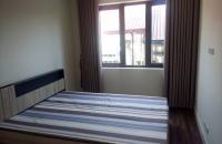 Cho thuê căn hộ dịch vụ Đội Cấn, Ba Đình rộng 80m2, 2PN, 2WC full đồ giá 700$/tháng