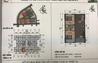 Bán căn 06 tầng 9 chung cư HH02 Thanh Hà giá gốc chỉ 9.5 tr/m2