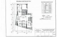 Chủ nhà bán căn 15 CT2 Yên Nghĩa 121.29m2, 4 PN, 3WC. LH: 0989218798