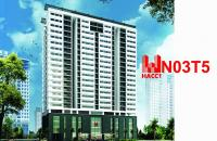 Chính chủ bán căn hộ 84m2 tòa NO3T5 khu Ngoại Giao Đoàn, Tây Hồ Tây, sắp nhận nhà. 0975.974.318