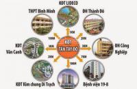 Bán căn hộ 55.4m, giá 850 triệu hỗ trợ vay vốn ngân hàng