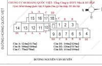 Bán chung cư 60 Hoàng Quốc Việt căn hộ 1008 diện tích 71m2, gián bán 27 tr/m2. LH 0966377635