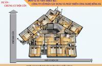 Bán căn hộ chung cư tại đường Đội Cấn, Ba Đình, Hà Nội, diện tích 38m2, giá 900 triệu