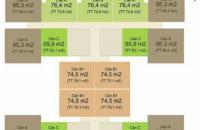 Bán chung cư HUD3 60 Nguyễn Đúc Cảnh Hoàng Mai giá chỉ từ 1,2 tỷ/căn