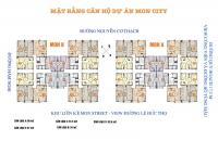 Bán căn hộ chung cư HD Mon City Hải Đăng, căn tầng 61m2 giá: 27tr/m2 LH: 0934646229