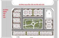 Bán liền kề tây hồ tây s: 90-120-150m2 x 5 tầng giá 140tr/m2-0976001488