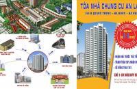 Mở bán đợt cuối chung cư An Lạc Tower 368 Quang Trung, Hà Đông, giá 14tr/m2, đóng 50% nhận nhà ngay