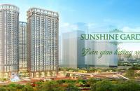 Sunshine Garden, chung cư cao cấp, nội thất đẳng cấp, vị trí đắc địa. Giá 28tr/m2, LH: 0914254811