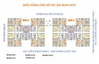 Vỡ nợ cần bán gấp chung cư HD Mon City, tầng 1509 B, DT 61m2, 2PN, 2WC, 27tr/m2. LH: 0981129026
