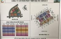 Bán căn hộ giá rẻ tại Khu đô thị Thanh Hà Cienco 5